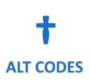 Alt-Code für Kreuz-Zeichen