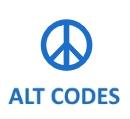 Alt-Code für Peace Zeichen