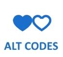 Alt Codes für Herzen